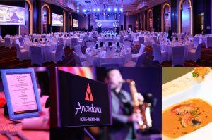 Corporate event thai collage