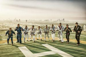 JiuJitsu martial arts sport