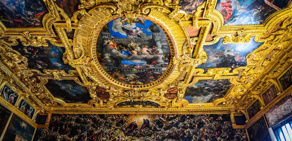 Sala Del Maggior Consiglio - Ducale Palazzo Venezia