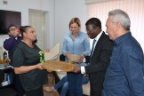 Foto: Assessoria de Imprensa - Consul Tibe Bi Gole Blaise.