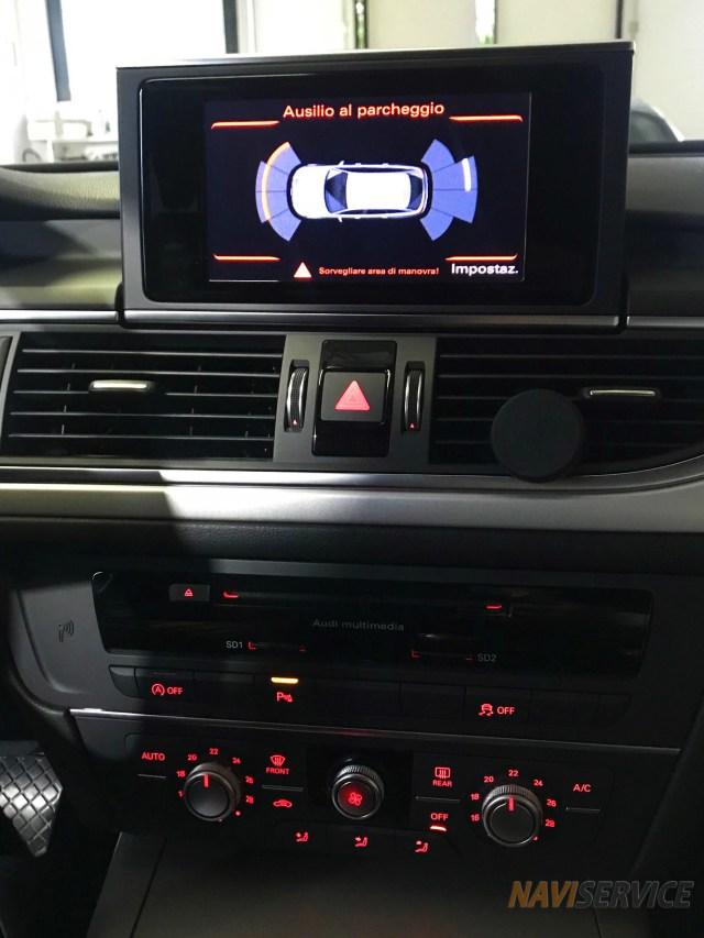 PDC AUDI A6