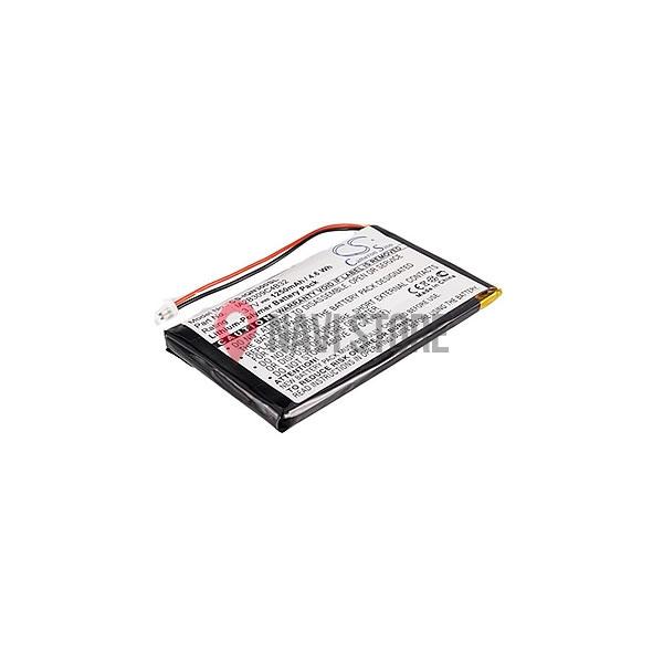 Baterie CS-IQN300SL / Garmin Nuvi 300, Nuvi 300T, Nuvi 310