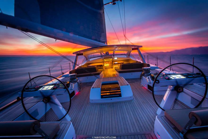 NAVIS February March 2016 NAVIS Luxury Yacht Issues