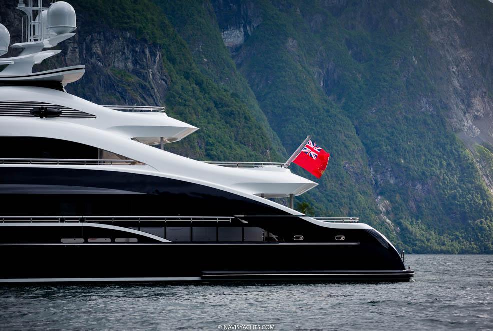 Heesen 50m Ann G NAVIS April May 2016 NAVIS Luxury Yacht Issues