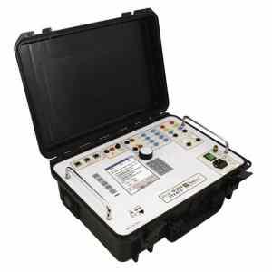 verifiche impianti - Cassetta prova relè AMRA RELAY TESTER FTV400