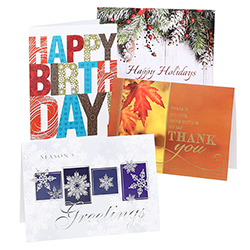Pre-Designed Greeting Cards Cards—Navitor—Wholesale Custom Print