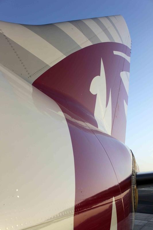 Qatar Airways Dreamliner