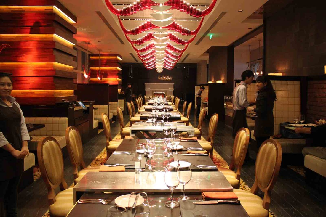 The MEET at the Kerry Hotel Pudong Shanghai a review