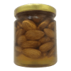 Honey with Almonds