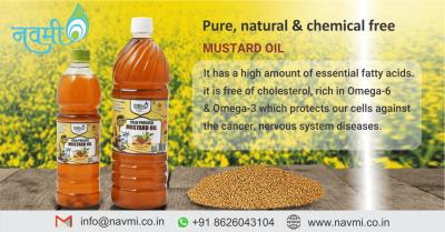benefits of Mustard oil