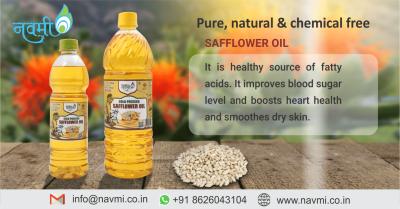 Cold Pressed Safflower Oils
