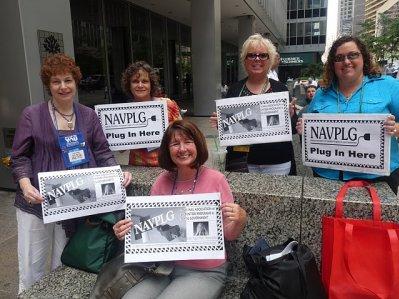 NAVPLG members