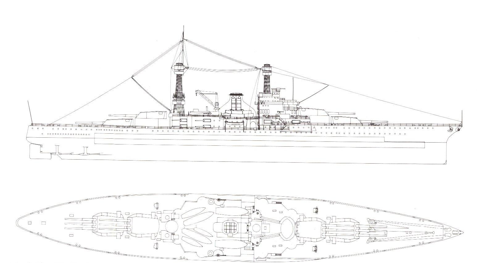 Battleship Photo Index Bb 50 Indiana