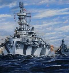 uss iowa historic battleship makes last brief voyage [ 1912 x 1272 Pixel ]