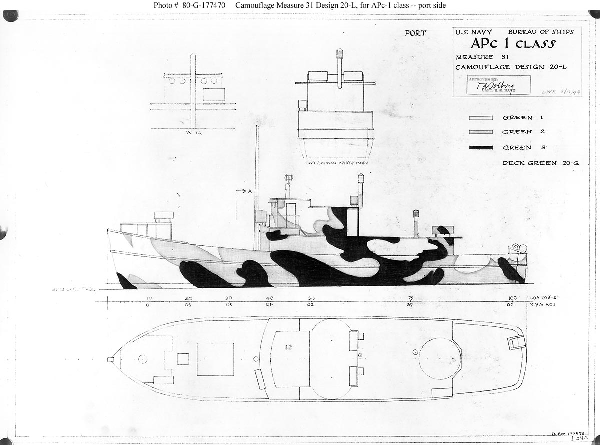 USN APc-1 Class