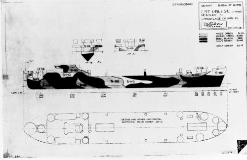 small resolution of tank landing ship lst diagram of wwii lst ship