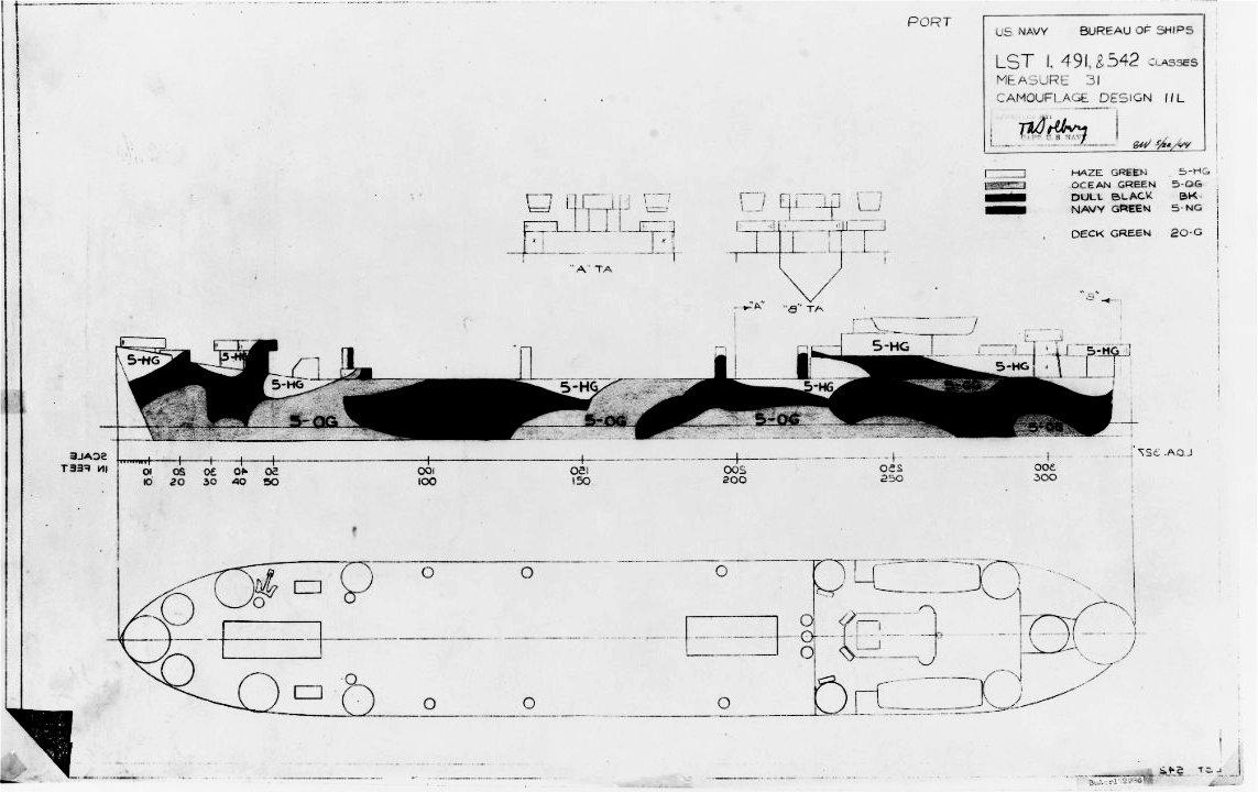 Tank Landing Ship (LST)