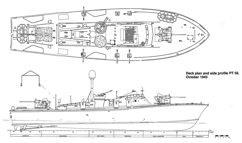 Development Pt 109 Kennedy S Torpedo Boat Warthunder