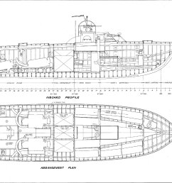 pt boat diagram
