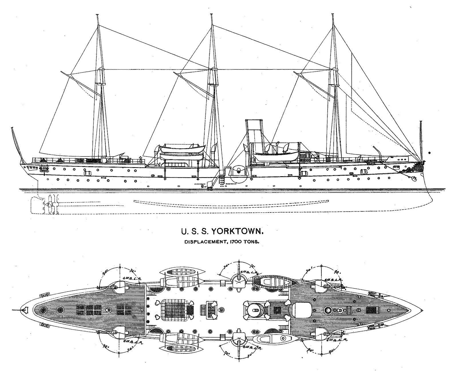 PG-1 Yorktown