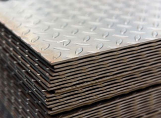 Stainless Steel Chequered Plate. SS 304/ 316 Chequer Sheet Suppliers
