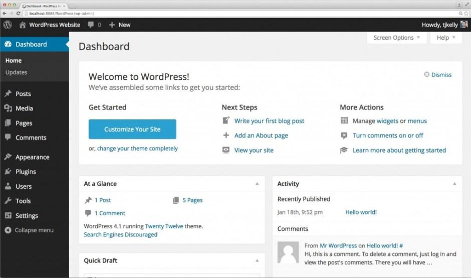 Install Crazy Egg Plugin in WordPress