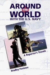 Around the World with the U.S. Navy cover
