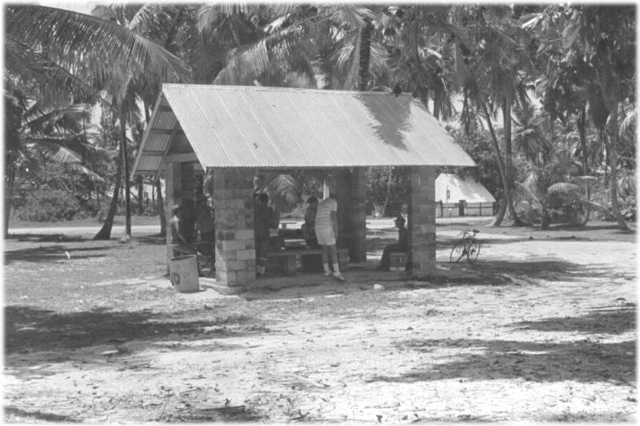 Diego Garcia  Photos taken from 1977 to 1978  from Mike