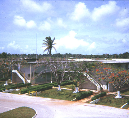 NCS Guam  circa 19701973