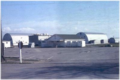NSGA Skaggs Island, California - 1964/66