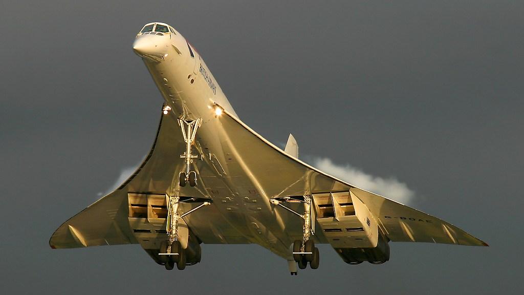 Concord flight