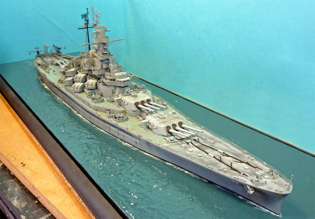 Arsenal USS Massachusetts