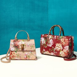a518a8a0896c Gucci Bamboo Flower Print Bags | Gardening: Flower and Vegetables