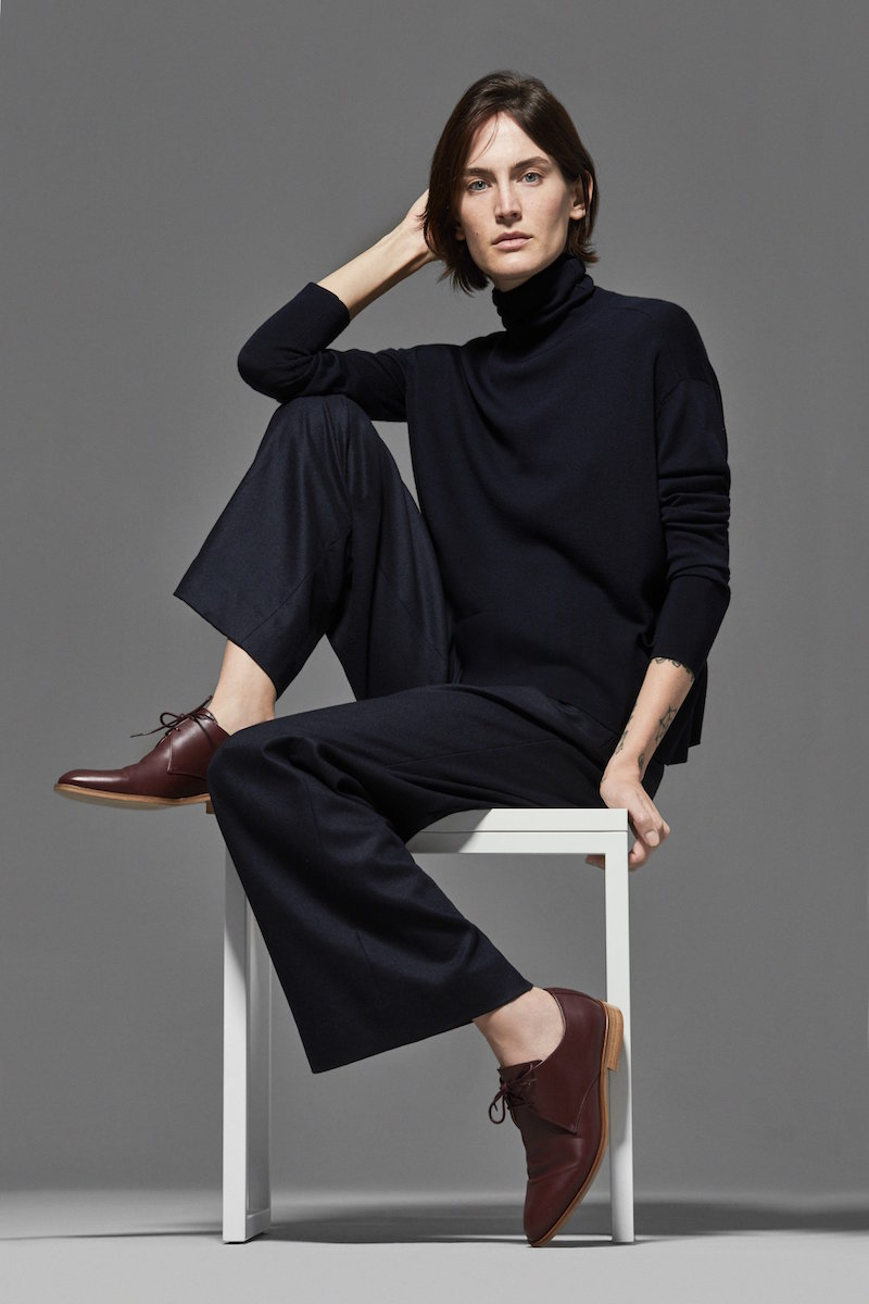 Everlane The Modern Oxford Nawo