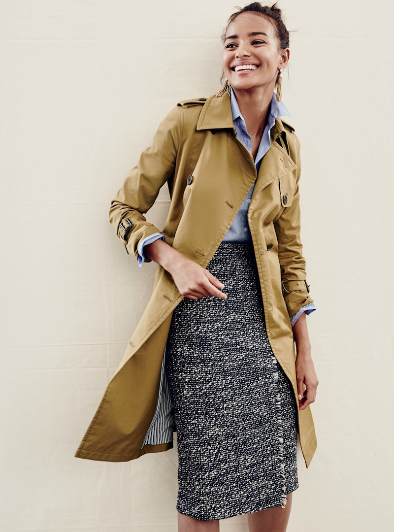 JCrew October 2016 WeartoWork Outfits  NAWO