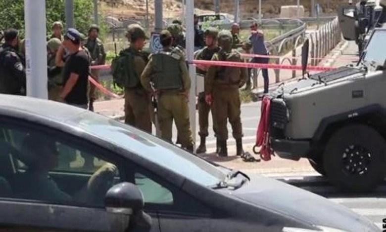 إطلاق نار صوب قوات الاحتلال على حاجز زعترة