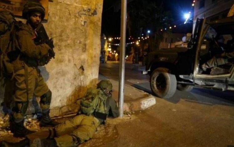 اشتباك مسلح اطلاق نار اعتقالات اقتحامات