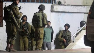 الاحتلال يستدعي اعتقالات