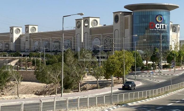 مجمع استيطاني منطقة السهل الأحمر شرقي القدس المحتلة