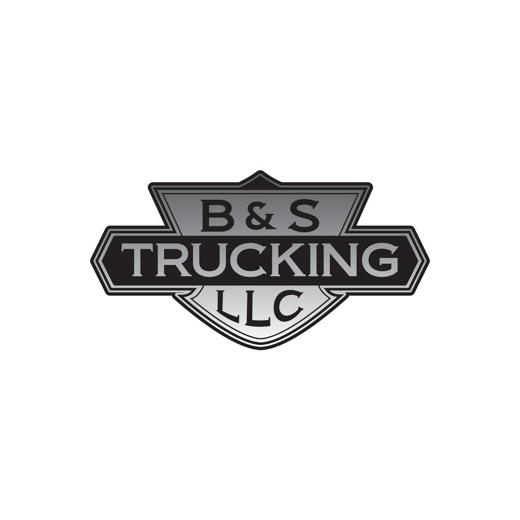 B&S Trucking LLC // Logo Design