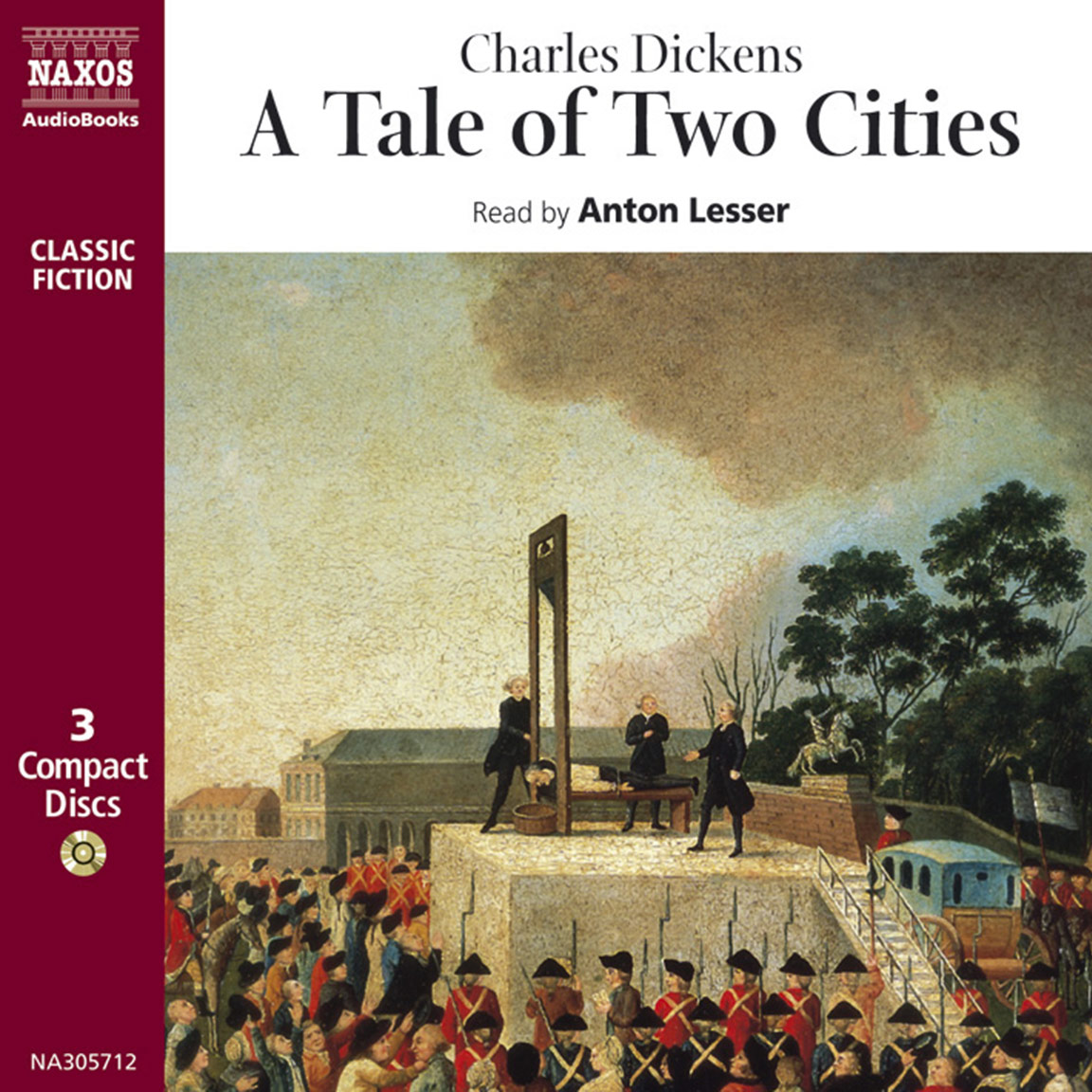 Tale Of Two Cities A Abridged Naxos Audiobooks