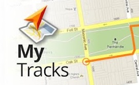 My Tracks_android