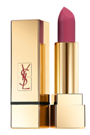 Labbra Rouge Pur Couture The Mats n 207 rose perfecto ysl