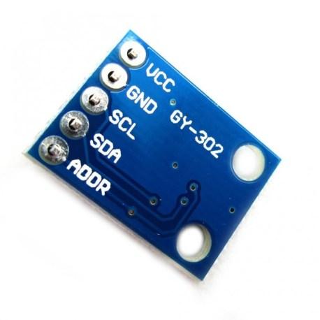 Pines Módulo Sensor de Luz digital BH1750