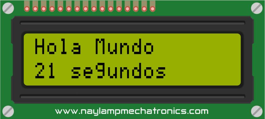 Hola mundo LCD 16x2 y Arduino