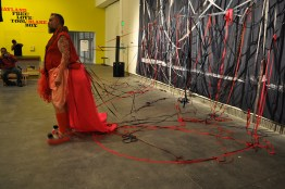 Performance at FREE!LOVE!TOOL!BOX 2012 at Yerba Buena Center for the Arts, San Francisco