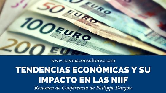 Tendencias Económicas y su Impacto en las NIIF
