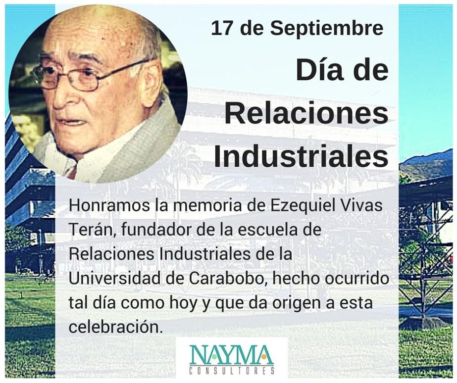 Dia de Relaciones Industriales