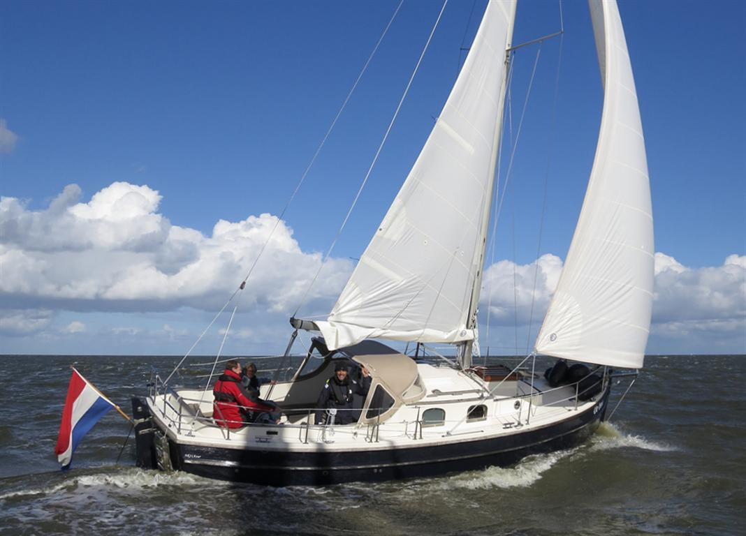 Sailing yachts  NAZschepen
