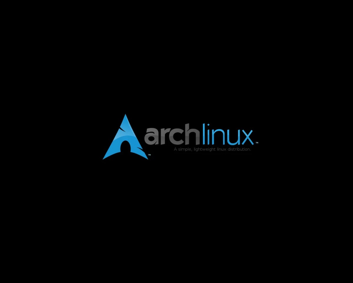 Sfondo Archlinux